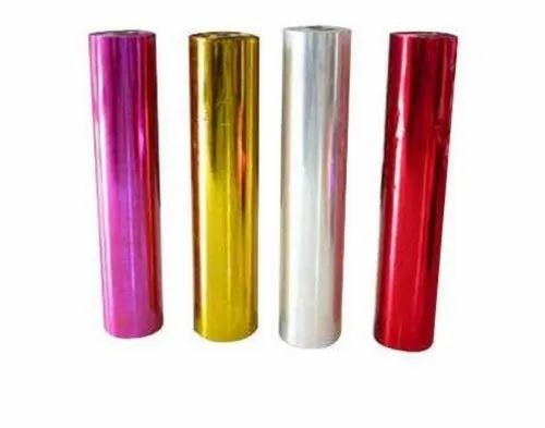 Polyester Metllized Coated Film