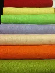 Assorted Plain Jute Cloth, J18-1