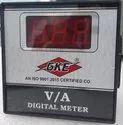 72 MM Digital Volt / Amp Meter