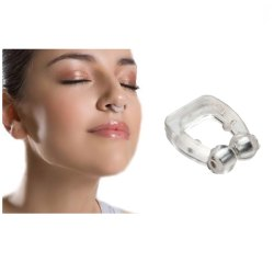 Portable Anti Snore Nose Clip