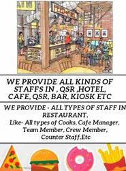 Cafe Staffing Services & Staff Supplier