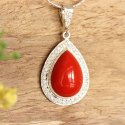 Red Coral Moonga Gemstone