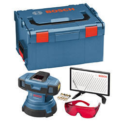 Bosch GSL 2 Professional Motorized Surface Laser