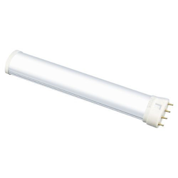 18W PLL Aluminum LED Tube Lights 2G11
