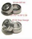 Dental Bearing SR144 Step Design