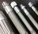 Stainless Steel PTFE Teflon Flexible Hose