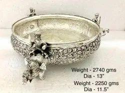 German Silver Urli