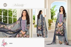 Designer Essenza Salwar Suit Fabric