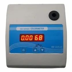 Fully Automatic Digital Colorimeter