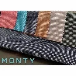 Printed Dobby Shirting Fabric