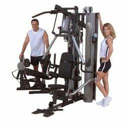 Bi Angular Home Gym