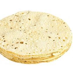 Traditional Papadum