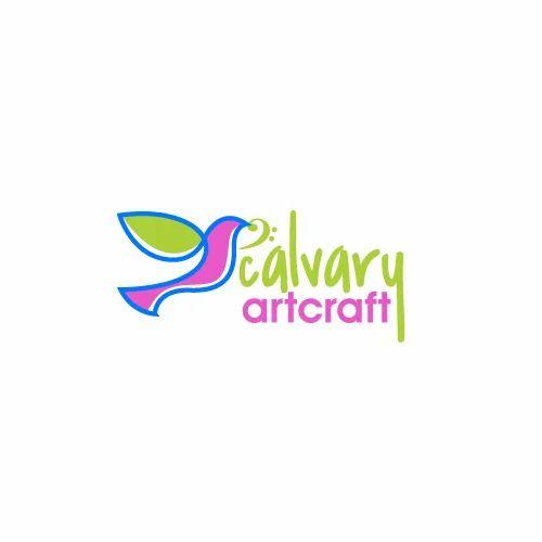 Calvary Artcraft Logo Designing Service In K K Banerjee Road
