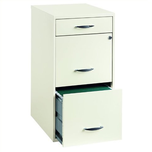 3 Drawer Office File Cabinet