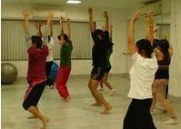 Salsa Lambarda Dance Training