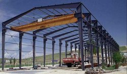 MS Factory Roofing Shed