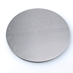 Nascent Stainless Steel Circle 316, for Oil & Gas Industry, for Oil and Gas Industry