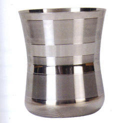 Fancy Damru Glass
