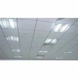 PVC Grid False Ceiling Services