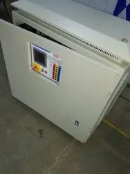Servo Controlled Voltage Stabilizer-25KVA Three Phase (360 to 470V)
