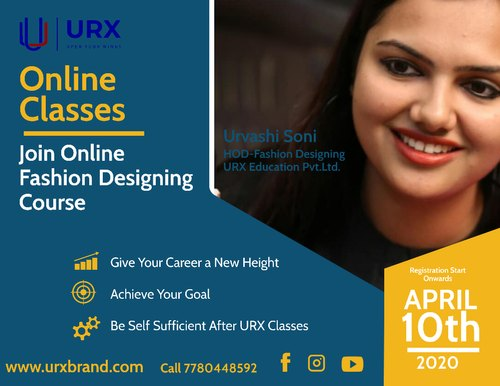 Urx Education Private Limited Hyderabad School College Coaching Tuition Hobby Classes Of Fashion Designing Courses And Certificate In Fashion Designing