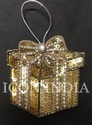 Box Sequins &trim & Beads Handmade Christmas Gift Hanging