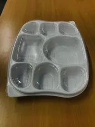 8CP Disposable Food Tray