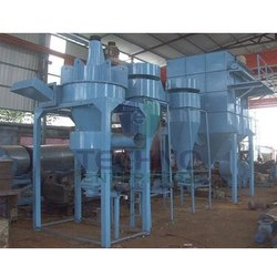 Fly Ash Classification System