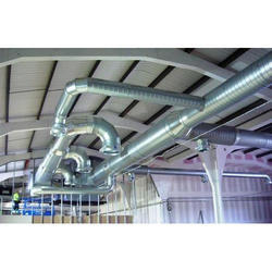 Industrial Air Ventilation System