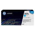 HP CE741A 307A Cyan Toner Cartridge