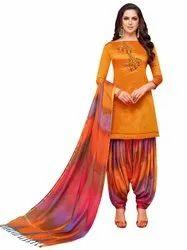 Pr Fashion Launched Beautiful Designer Patiala Suit