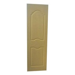 Off White 2 Panel Arch FRP Door