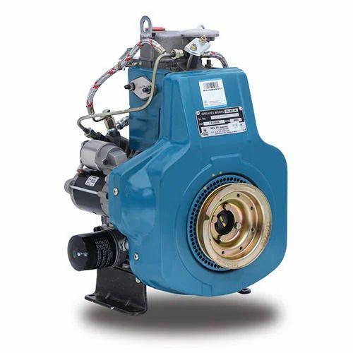 Greaves Lombardini Diesel Engine