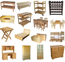 Furniture Wooden And Steel Makes Service
