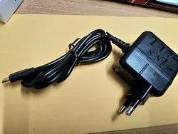 Black Electric Mobile Charger 2.1 Amp