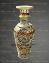 Marble Flower Pot