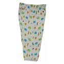 Cotton Baby Printed Straight Leggings, Age: 1-3 Year