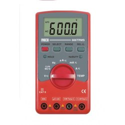 Meco 666TRMS Digital Multimeter