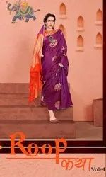 YNF Roop Katha Vol-4 Silk Saree