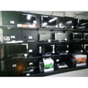 Led Tv Showroom Rack
