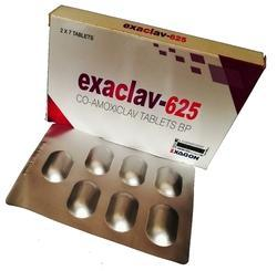 Co-amoxiclav Tablets