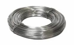 Silver Braided Flexible Tinned Coated Steel Wire, Packaging Type: Roll