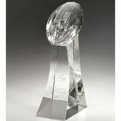 Design Crystal Trophy