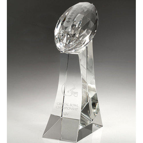 Design Crystal Trophy At Rs 450 Piece