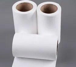 White Plain Melt Blown Non Woven Fabrics