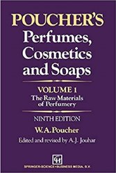 Fragrances, Scents, Attars And Perfumes Books - Chemistry And