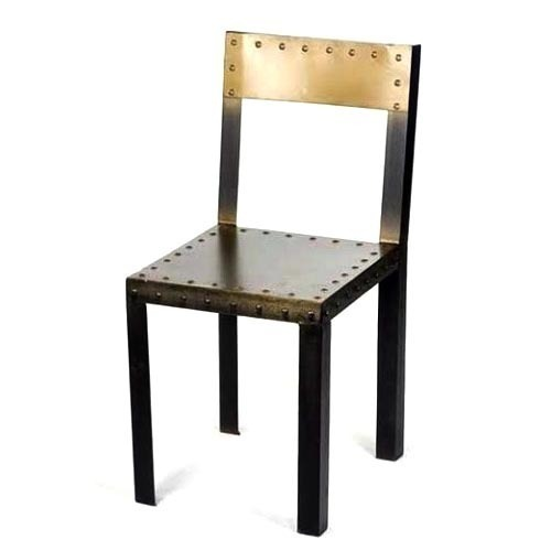 Attractive Fancy Iron Chair