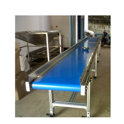 Industrial Aluminum Profile Belt Conveyor System