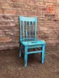 Woavin Industrial, Commercial, Vintage Fesoprice, Cafe, Wooden Farmhouse, Wooden, Dinning Chair