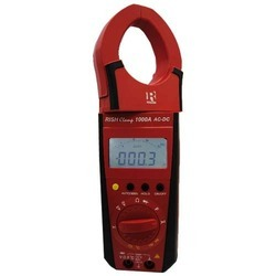 Rishabh Rish Clamp 1000A AC/DC Clamp Meter